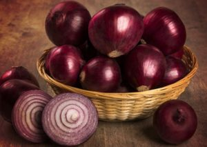 كبسولة البصل الأحمر